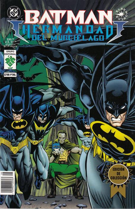 Batman: Hermandad del murciélago