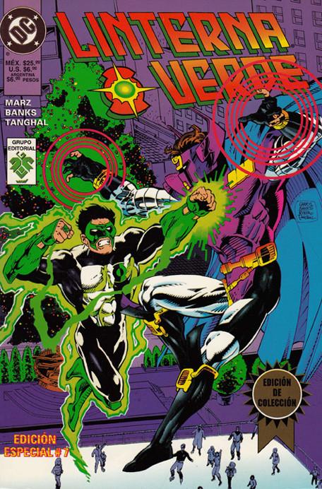 Linterna Verde - Edición Especial 7