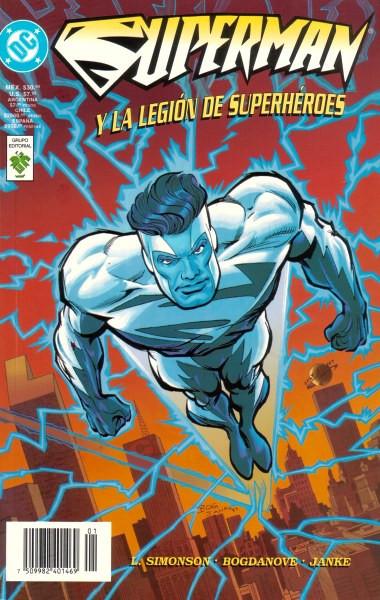 Superman y la Legión de Super-Héroes