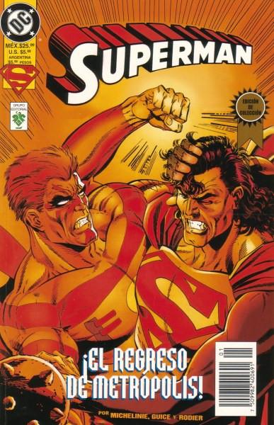 Superman: ¡El Regreso de Metrópolis!