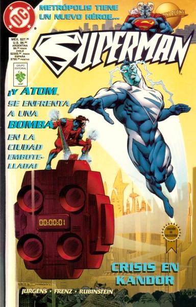 Superman: Crisis en Kandor