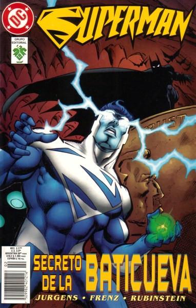 Superman: El Secreto de la Baticueva