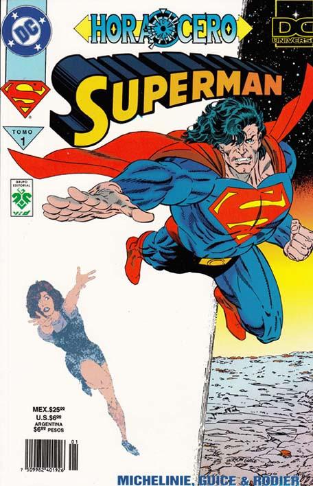 Superman: Hora Cero - Tomo 1