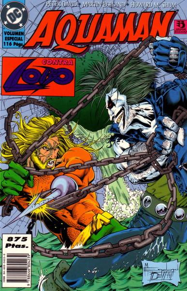 Aquaman contra Lobo