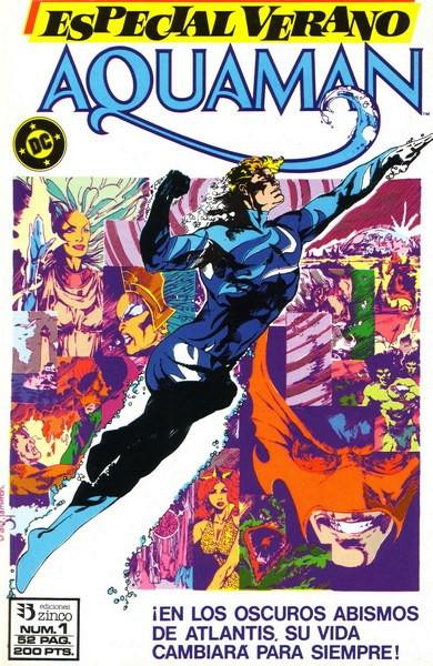 Aquaman - Especial Verano - nº 1