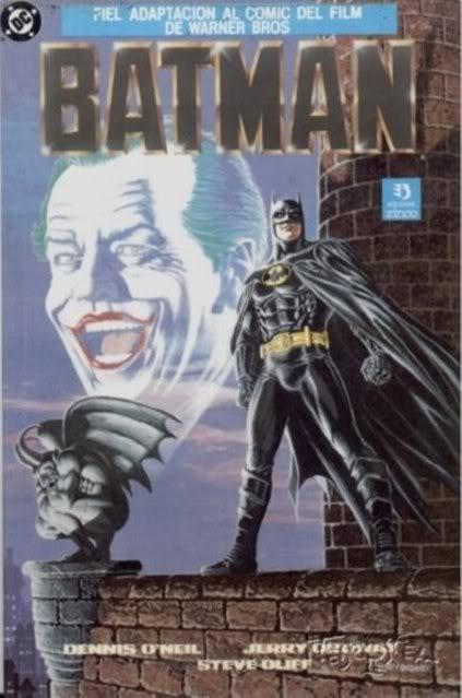 Batman - Adaptación del Film -