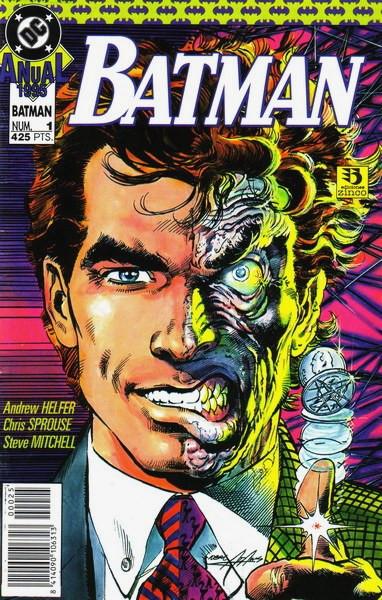 Batman - Anual 1995