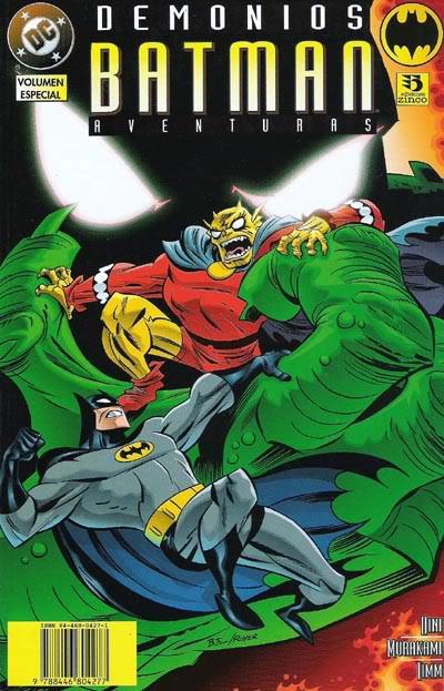 Batman Aventuras: Demonios