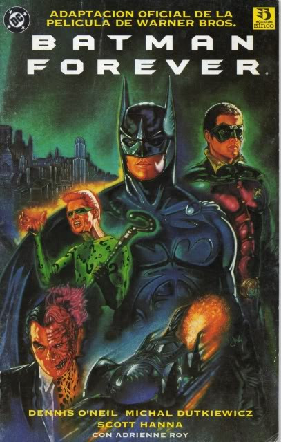 Batman Forever - Adaptación del Film -