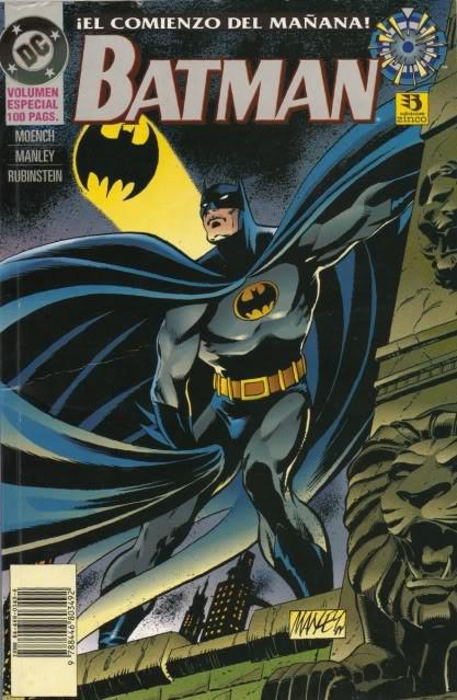 Batman: El Comienzo del Mañana