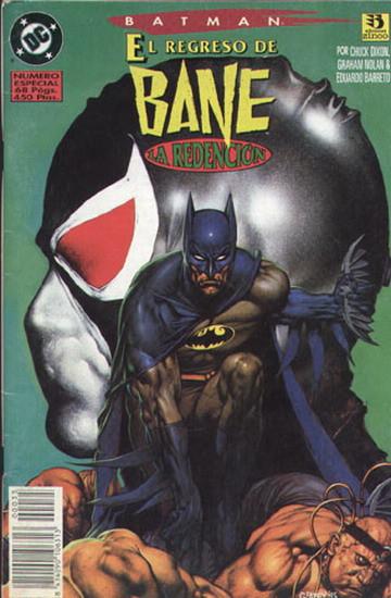 Batman: El Regreso de Bane