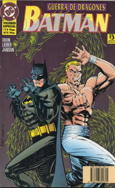 Batman: Guerra de Dragones