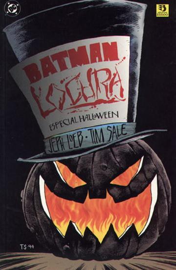Batman: Locura - Especial Halloween