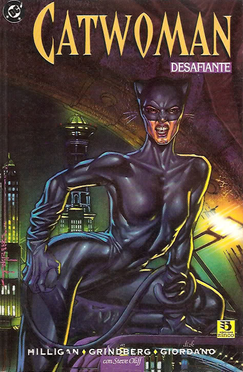 Catwoman: Desafiante
