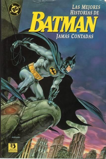 Las Mejores Historias de Batman jamás contadas