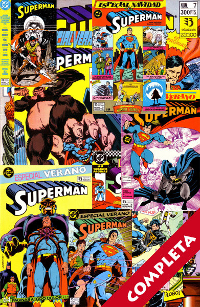 Superman Vol.2 - Extras -