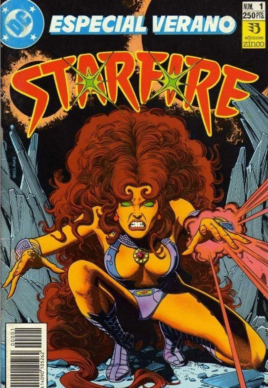 Starfire - Especial Verano