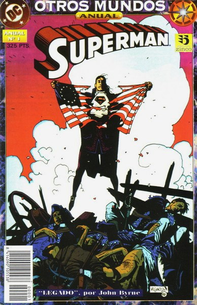 Superman Anual 1995 - Otros Mundos