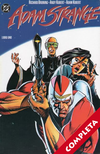 Adam Strange Vol.1 - Completa -