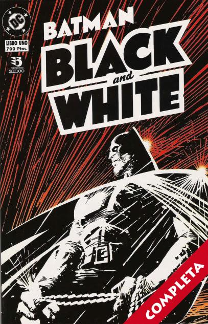 Batman: Black and White Vol.1 - Completa -