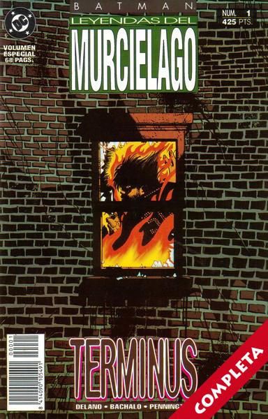 Batman: Leyendas del Murciélago Vol.1 - Completa -