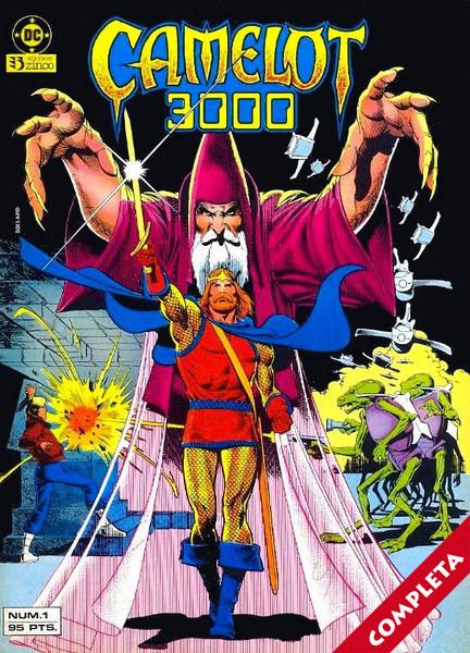 Camelot 3.000 Vol.1 - Completa -