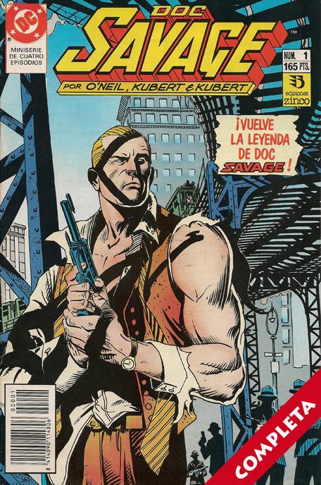 Doc Savage Vol.1 - Completa -