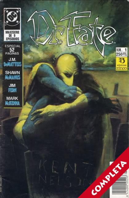 Dr. Fate Vol.1 - Completa -