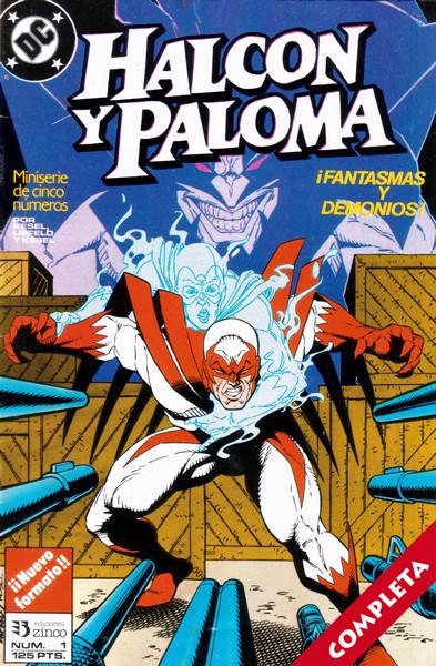 Halcón y Paloma Vol.1 - Completa -