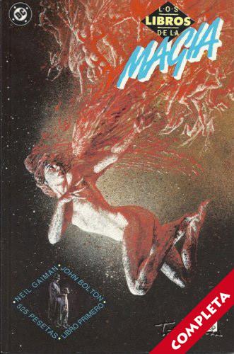 Los Libros de la Magia Vol.1 - Completa -