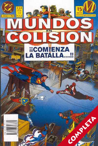 Mundos En Colisión Vol.1 - Completa -