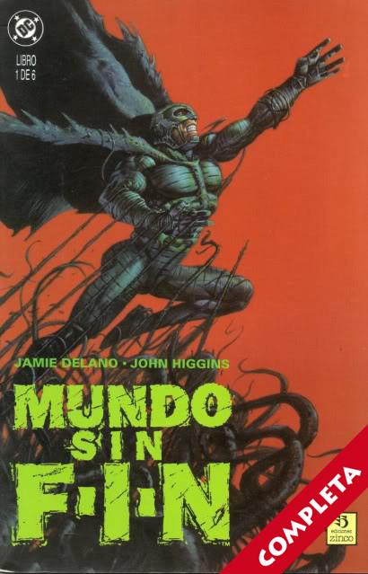 Mundo sin fin Vol.1 - Completa -