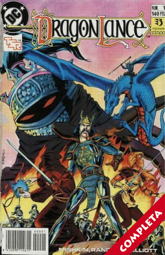 Dragon Lance Vol.1 - Completa -