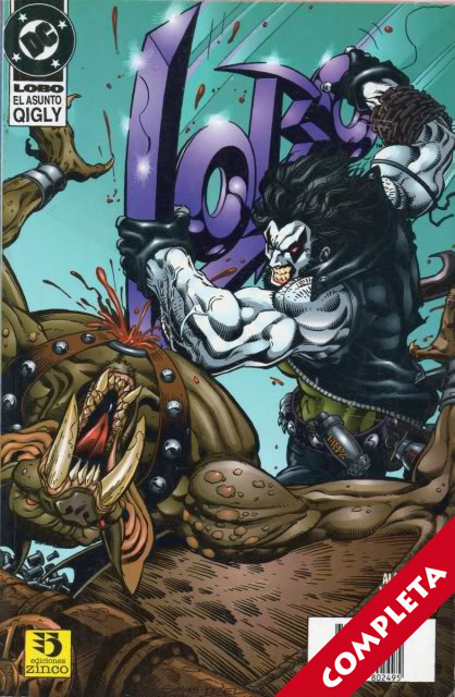 Lobo Vol.2 (Tomos) - Completa -