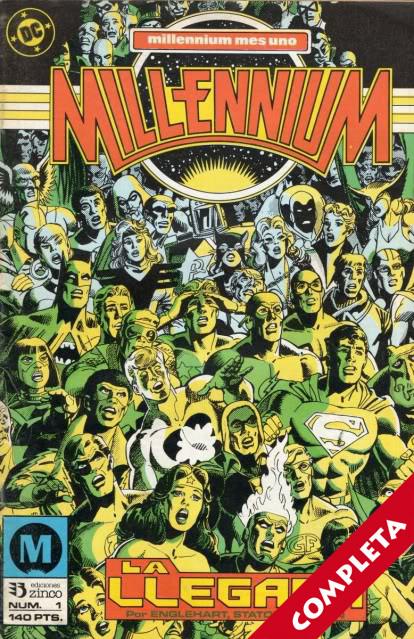 Millenium Vol.1 - Completa -