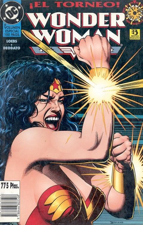 Wonder Woman Vol.2 nº 1