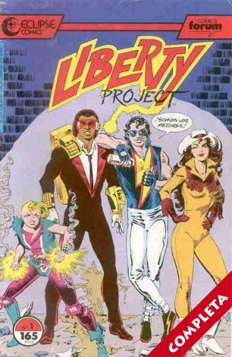 Liberty Project Vol.1 - Completa
