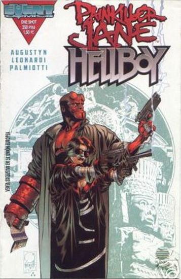 Painkiller Jane / Hellboy