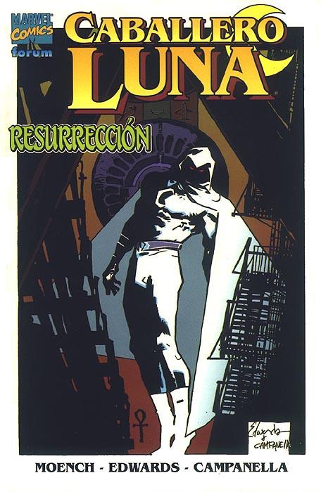 Caballero Luna: Resurrección