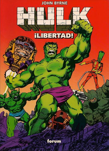 Hulk: ¡Libertad!