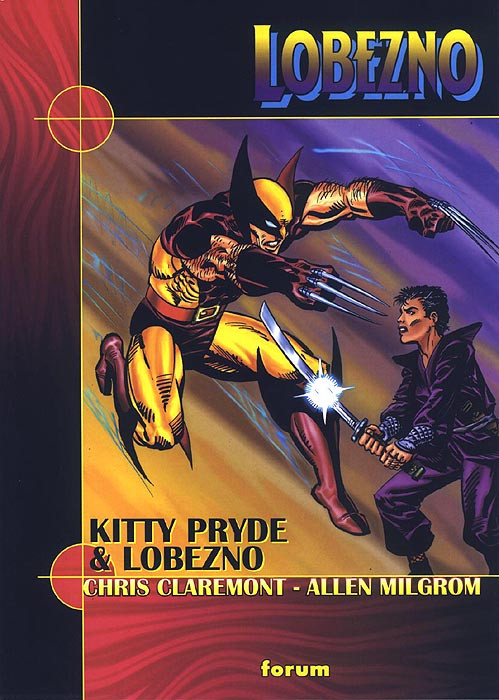 Lobezno: Kitty Pryde & Lobezno
