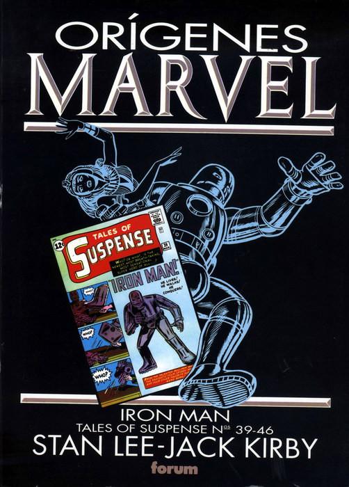 Orígenes Marvel Vol.1 nº 7 - Iron Man
