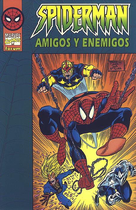 Spiderman: Amigos y Enemigos