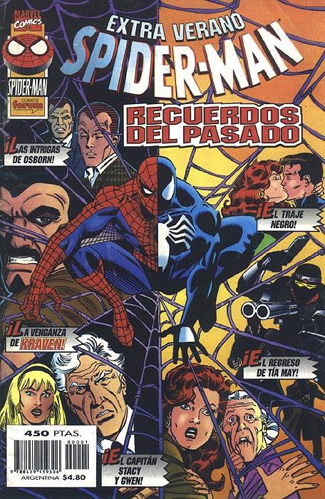 Extra Verano Spider-Man: Recuerdos del Pasado
