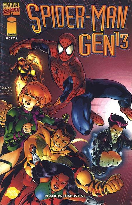 Spider-Man / Gen 13