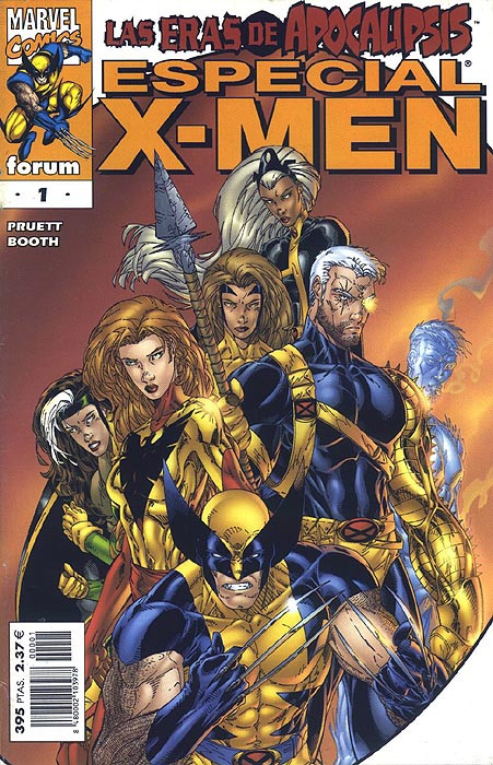 Especial X-Men: Las Eras de Apocalipsis