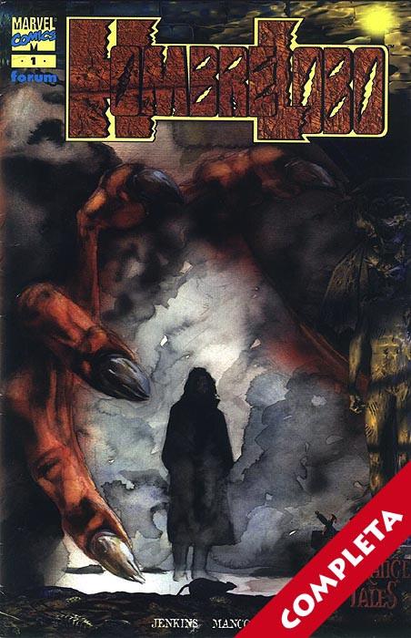 Hombre Lobo Vol.1 - Completa -