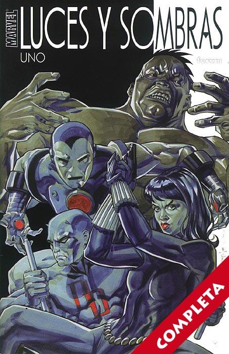 Marvel: Luces y Sombras Vol.1 - Completa -