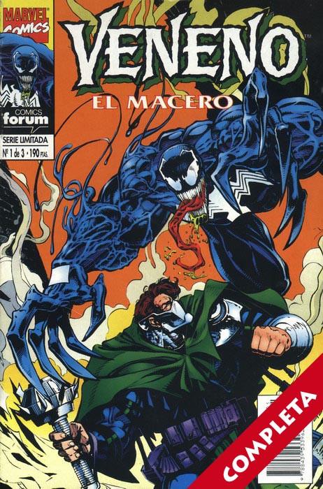 Veneno: El Macero Vol.1 - Completa -