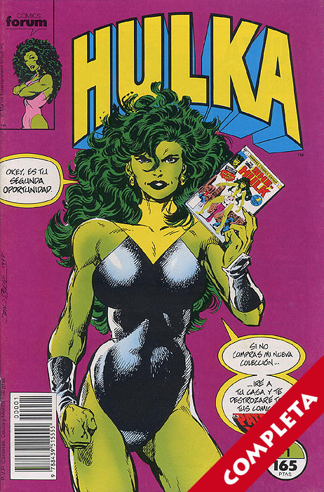 Hulka Vol.1 - Completa -